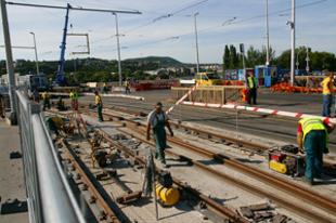 Már szeptemberben átadhatják a Margit hidat