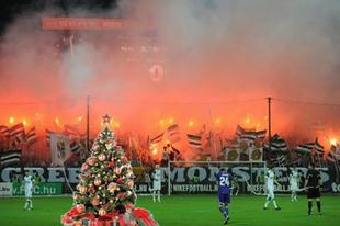 Fradi–Újpest: az MLSZ áttette a nyári rangadót december 24-ére