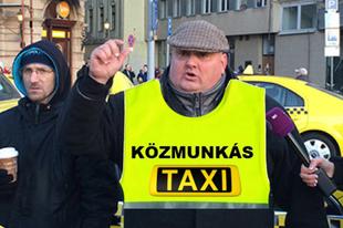 Taxisok is mehetnek közmunkára