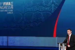 Gömöri Zsolt lett a FIFA elnöke
