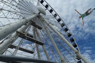Kötél nélküli bungee jumping lesz a Sziget Eye helyén