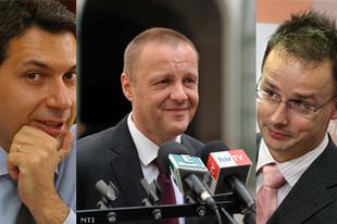 Csetszoba: a három új államtitkár adott tanácsokat