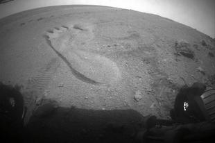 Fantasztikus képek a Marsról - csak a HírCsárdán!