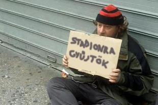 Stadionok és hajléktalanok: közös megoldás jövőre
