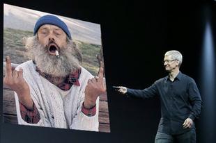 Sokan már a 7-es iPhone-ért állnak sorba