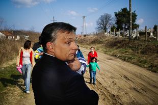 Országjárás: hátrányos helyzetű kistérséget adott át Orbán Viktor