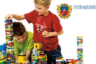 6 évesek építik a nyíregyházi Lego-telephelyet!