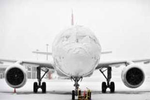 Az összes járatot törlik Ferihegyen
