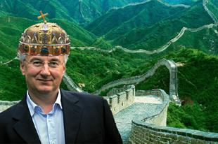 Kínába viszi Szent István tanait Semjén Zsolt