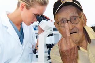 Brit tudósok: az emberek egy idő után már csak idősebbek lesznek