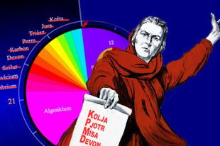 Júra korszak után Mísa - átírták a földtörténeti időskálát