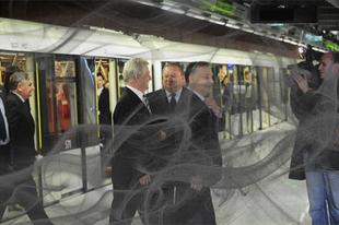 Átadták az első hibákat a 4-es metrón