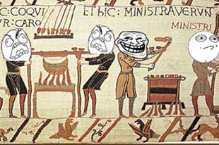 Breaking! Történelmi kommenteket találtak!