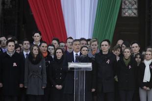 Képekben: március 15. Budapesten