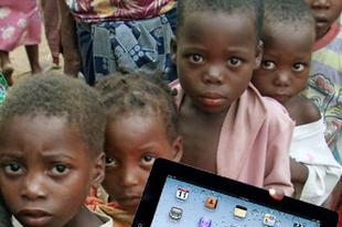 Afrikába szállítják a maradék iPad2-ket