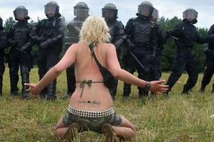Ribancrendszám-leolvasót tesztel a rendőrség