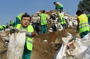Közmunkát vállal Magyarországon Barroso