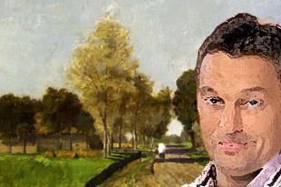 Előkerült Munkácsy Orbán-portréja