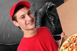 Pizza futárt ölt egy open-office vírus