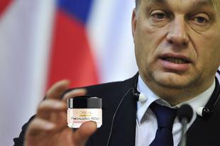 Arcfiatalító krémmel javítana az átlagéletkoron Orbán Viktor