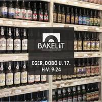 Bakelit - a kézműves sör kedvelőinek paradicsoma