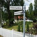 Kirándulások Stockholm környékén (1) - Ytterby bánya, a ritka földfémek bölcsője