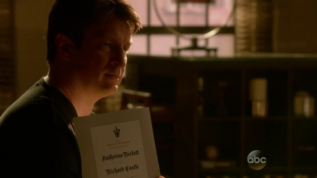 Castle 6x17 – In The Belly of the Beast
