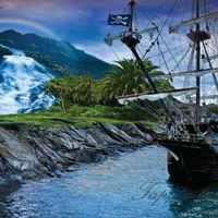 Fekete Vitorlák 4x09  -  A Csontváz-sziget