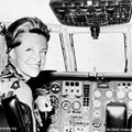 A világ első női katonai berepülőpilótája