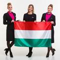 Szonja, Ivett és Zsanett légikisasszonyok a Wizz új nagykövetei