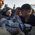 Peggy Whitson 288 nap után újra a Földön
