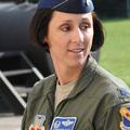 Első F-35-ös pilótanő