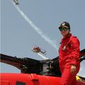 Végre egy nő az indiai helikopter műrepülő csapatában