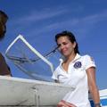 Egyetlen pilótanő Börgöndön