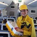 Videó: Légikisasszonyok mosoly országa a Lufthansa A350 ünnepi járatán
