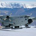 Herculessel ingajáratba az Antarktiszra