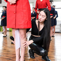 Kínai stewardess képzés titkai