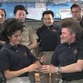 Női parancsnok a Nemzetközi Űrállomáson