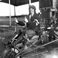 Egy gazdag pilótanő az 1910-es évekből