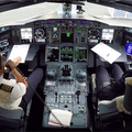 Két arab pilótanő vezeti a világ legnagyobb utasszállítóját