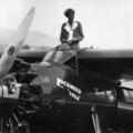 Amelia Earhart 83 évvel ezelőtt repülte át az Atlanti-óceánt