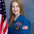 Abigail mentora az olasz űrhajós