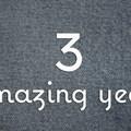 3 évesek lettünk!