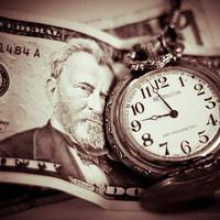 A pénz - idő kontinuum