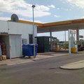 Autópályabizonylatguberálás egy Shell-kúton