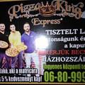 Leszedhetetlen matricával spammol a Pizza King