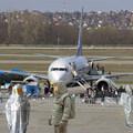 Humanitárius segély a Ryanair utasainak