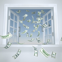 Késedelmi kamat vagy mi miatt repül ki a pénz az ablakon