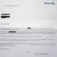Visszautasíthatatlan ajánlat az Allianztól