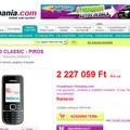Speciális telefonakció a Pixmanianál
